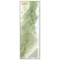 Appalachian Trail Reference Map - Boxed by National Geographic Maps - Reference, 9781566957670