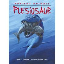 Ancient Animals Plesiosaur by Sarah L. Thomson, 9781580895422