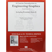 A Concise Introduction to Engineering Graphics (4th Ed) including Worksheet Series B by Timothy Sexton, 9781585035908