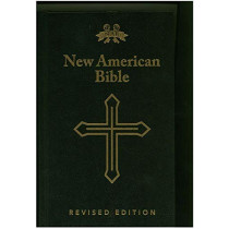 Nabre - New American Bible Revised Edition Hardcover by American Bible Society, 9781585162369
