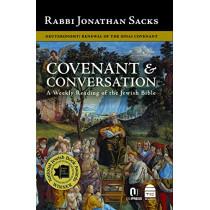 Covenant & Conversation: Deuteronomy: Renewal of the Sinai Covenant by Jonathan Sacks, 9781592640249