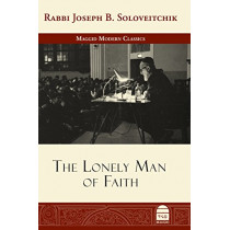 The Lonely Man of Faith by Joseph B Soloveitchik, 9781592644872