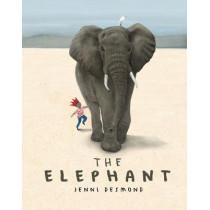 The Elephant by Jenni Desmond, 9781592702640