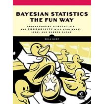 Bayesian Statistics The Fun Way by Will Kurt, 9781593279561