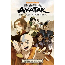 Avatar: The Last Airbender# The Promise Part 1 by Michael Dante DiMartino, 9781595828118