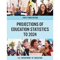Projections of Education Statistics to 2024 by Education Department, 9781598888478