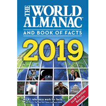 The World Almanac and Book of Facts 2019 by Sarah Janssen, 9781600572227