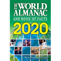 The World Almanac and Book of Facts 2020 by Sarah Janssen, 9781600572302