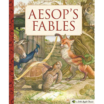 Aesop's Fables: A Little Apple Classic by Charles Santore, 9781604339239