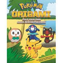 Pokemon Origami: Fold Your Own Alola Region Pokemon by The Pokemon Company International Inc, 9781604381979