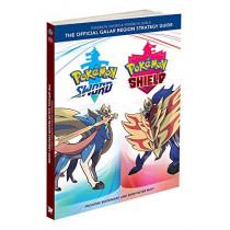 Pokemon Sword & Pokemon Shield: The Official Galar Region Strategy Guide by The Pokemon Company International Inc, 9781604382044
