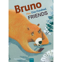 Bruno Has One Hundred Friends by Francesca Pirrone, 9781605374055