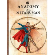 DC Comics: Anatomy of a Metahuman by S. D. Perry, 9781608875016