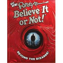 Ripley's Believe It or Not! Beyond the Bizarre by Ripley's Believe It or Not!, 9781609912420