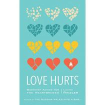 Love Hurts by Lodro Rinzler, 9781611803549