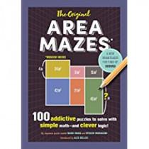 The Original Area Mazes by Naoki Inaba, 9781615194216