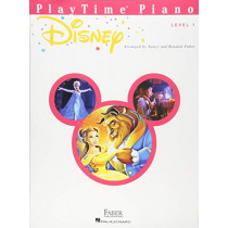 PlayTime Piano: Disney by Nancy Faber, 9781616776985