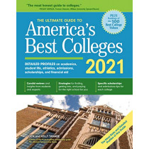 The Ultimate Guide to America's Best Colleges 2021 by Gen Tanabe, 9781617601552