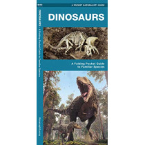Dinosaurs: A Folding Pocket Guide to Familiar Species by James Kavanagh, 9781620052877