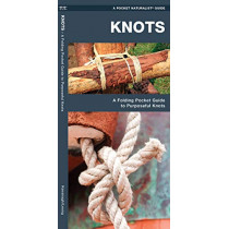 Knots: A Folding Pocket Guide to Purposeful Knots by James Kavanagh, 9781620052907