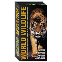 World Wildlife: A Set of Six Pocket Guides to Some of the World's Most Endangered Species by Waterford Press, 9781620053713