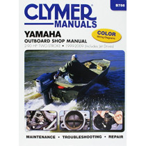 Yamaha 2-90 HP Two-Stroke Outboards 1999 - 2009 Cl by Haynes Publishing, 9781620922675