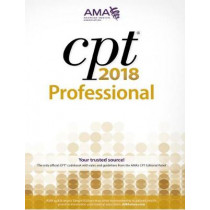 CPT (R) 2018 Professional Edition by American Medical Association, 9781622026005