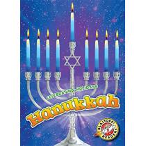 Hanukkah by Rachel Grack, 9781626175952