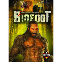 Bigfoot by Emily Rose Oachs, 9781626178526