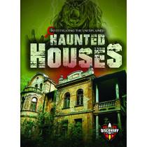 Haunted Houses by Lisa Owings, 9781626178540