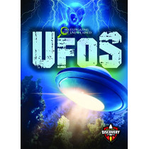 UFOs by Emily Rose Oachs, 9781626178564