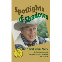 Spotlights & Shadows: The Albert Salmi Story (hardback) by Sandra Grabman, 9781629333595