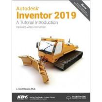 Autodesk Inventor 2019 by L. Scott Hansen, 9781630571696