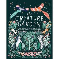 The Creature Garden: An Illustrator's Guide to Beautiful Beasts & Fictional Fauna by Zanna Goldhawk, 9781631064272