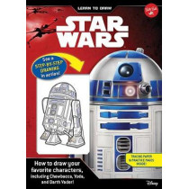 Learn to Draw Star Wars: How to Draw Your Favorite Characters, Including Chewbacca, Yoda, and Darth Vader! by Walter Foster Jr Creative Team, 9781633222519