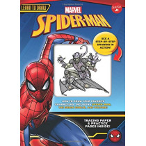 Learn to Draw Marvel's Spider-Man: How to Draw Your Favorite Characters, Including Spider-Man, Green Goblin, and Vulture! by Walter Foster Jr Creative Team, 9781633222526