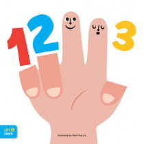 123 Lift & Learn: Interactive flaps reveal basic concepts for toddlers by Walter Foster Jr. Creative Team, 9781633225961