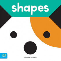 Shapes Lift & Learn: Interactive flaps reveal basic concepts for toddlers by Walter Foster Jr. Creative Team, 9781633225978