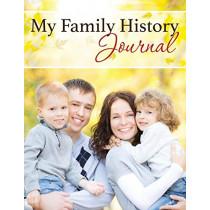 My Family History Journal by Speedy Publishing LLC, 9781633837836