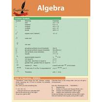 Algebra by Pamphlet Master, 9781634281560