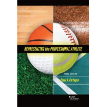 Representing the Professional Athlete by Peter Carfagna, 9781634597036