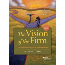 The Vision of the Firm by Timothy Fort, 9781634608091