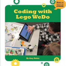 Coding with Lego Wedo by Amy Quinn, 9781634727273