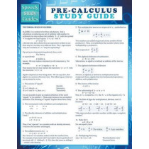 Pre-Calculus Study Guide (Speedy Study Guide) by Speedy Publishing LLC, 9781635011678