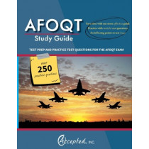 AFOQT Study Guide: Test Prep and Practice Test Questions for the AFOQT Exam by Afoqt Exam Prep Team, 9781635300055