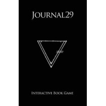 Journal 29: Interactive Book Game by Dimitris Chassapakis, 9781635871722