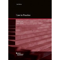 Law in Practice: Includes Video Course by Prentiss Cox, 9781640201422