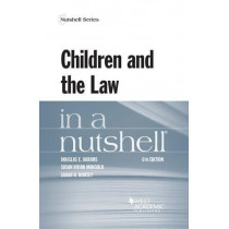 Children and the Law in a Nutshell by Douglas Abrams, 9781640201897