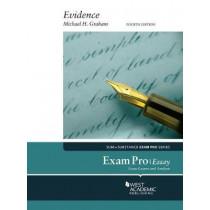 Exam Pro on Evidence (Essay) by Michael Harris, 9781640206793