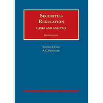 Securities Regulation: Cases and Analysis by Stephen J. Choi, 9781640209718